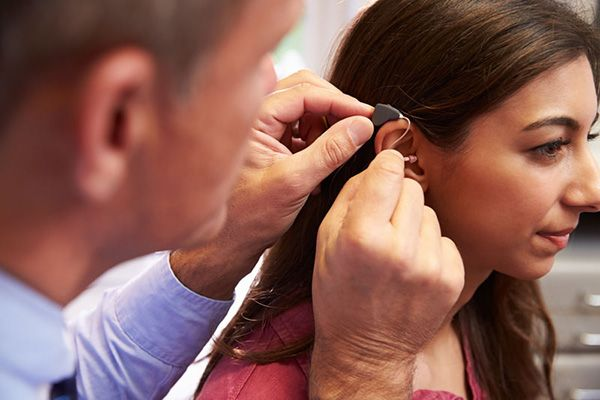Hearing Aid Fitting & Counseling