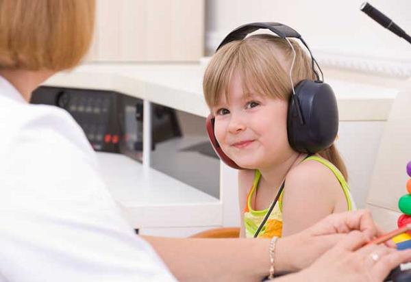 Pediatrics Hearing Test